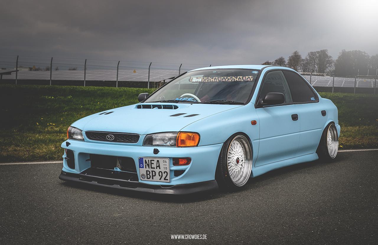 Low Dub Event 2017 –Subaru Impreza