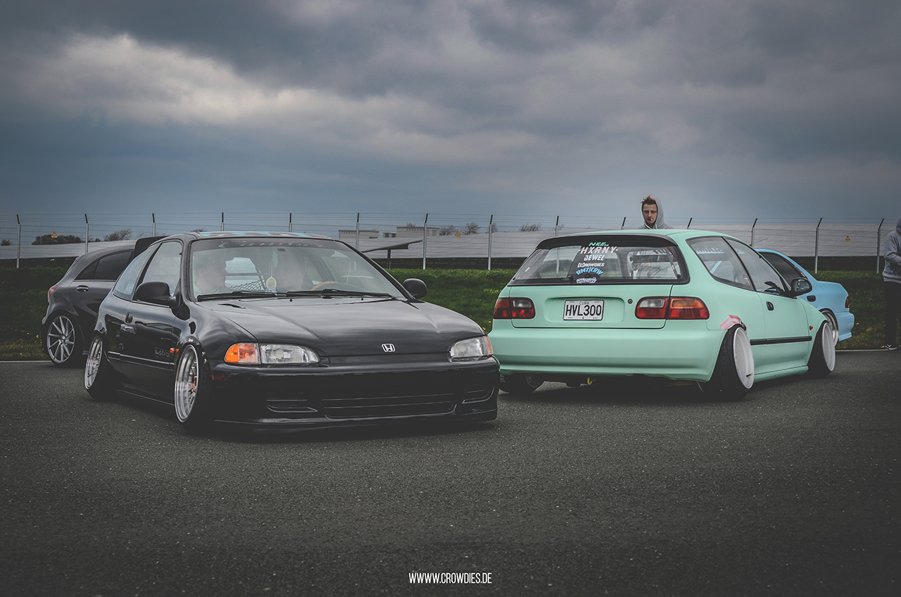 Low Dub Event 2017 –Honda Civic
