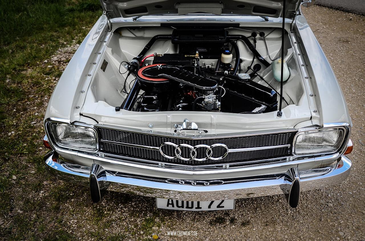 Markus Auto Union F103 –KFZ Fotoshooting