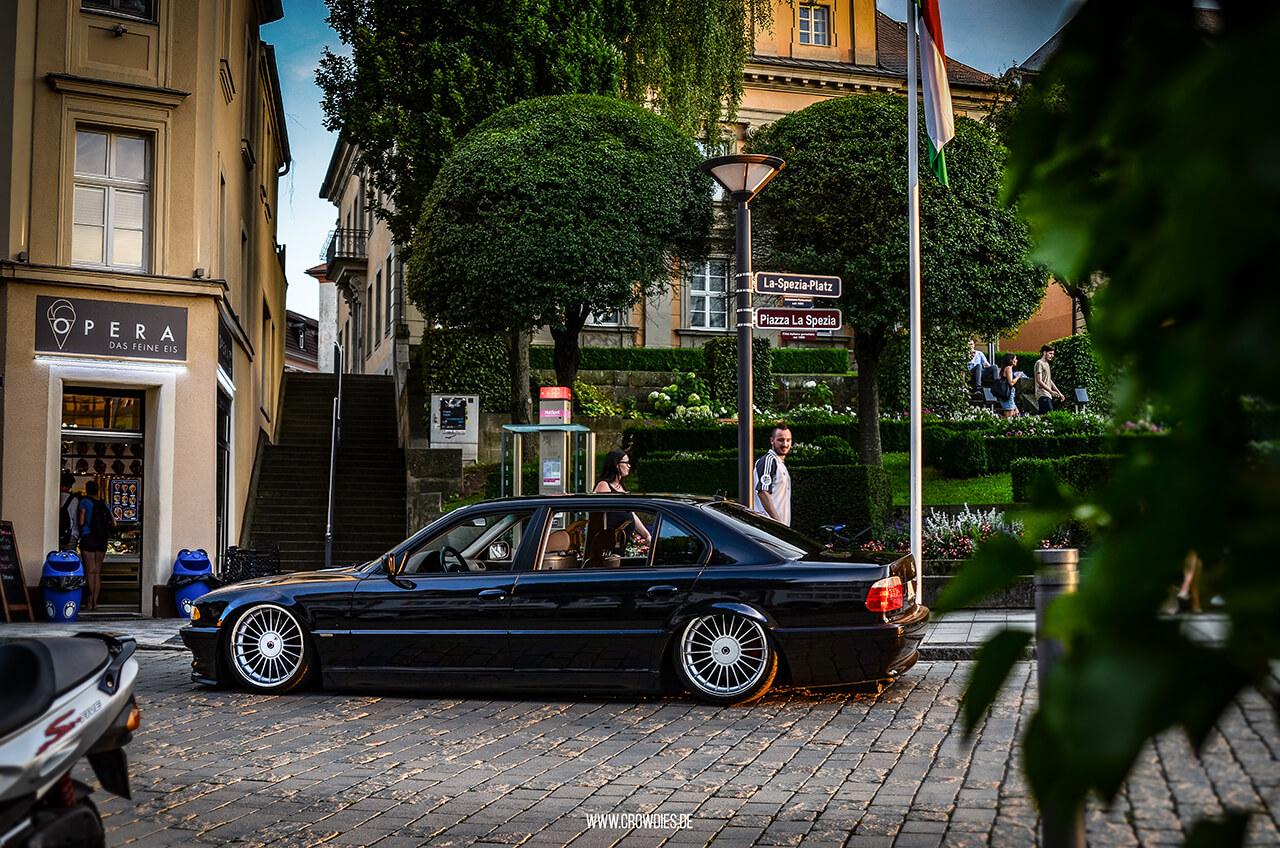 Max BMW E38 740iL –KFZ Fotoshooting