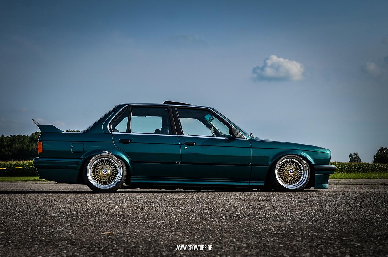 Finn's BMW E30 325i –KFZ Fotoshooting