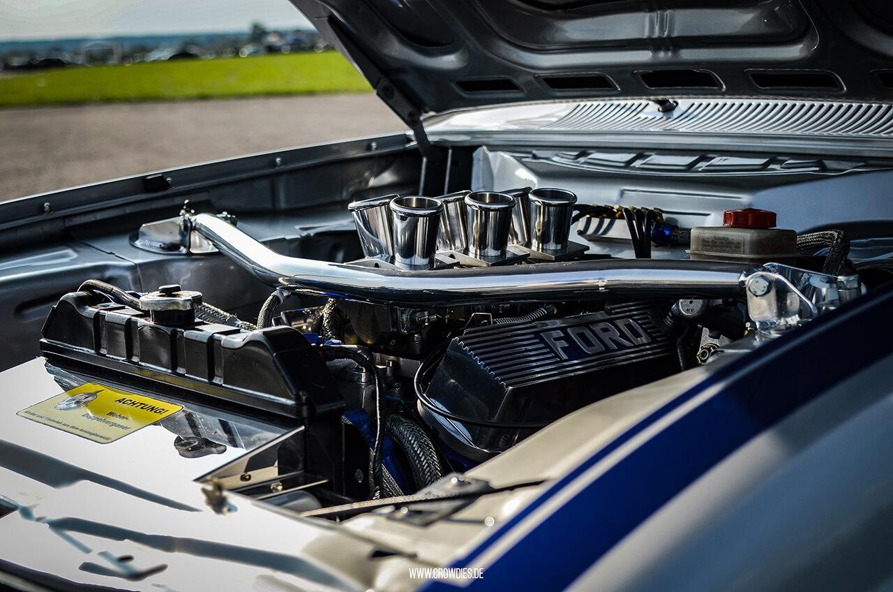 Dietmar's Ford Capri –KFZ Fotoshooting