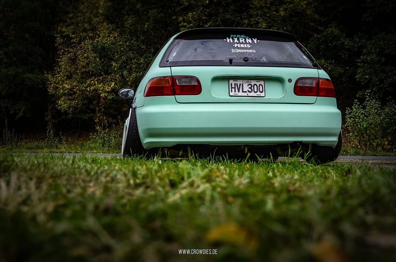 NEF Cars BBQ – Honda Civic
