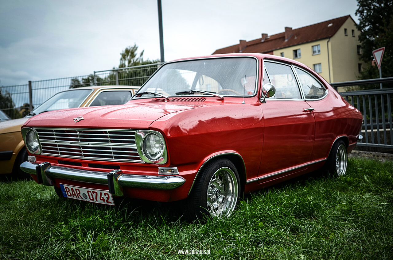 Awesome Classics 2017 – Opel
