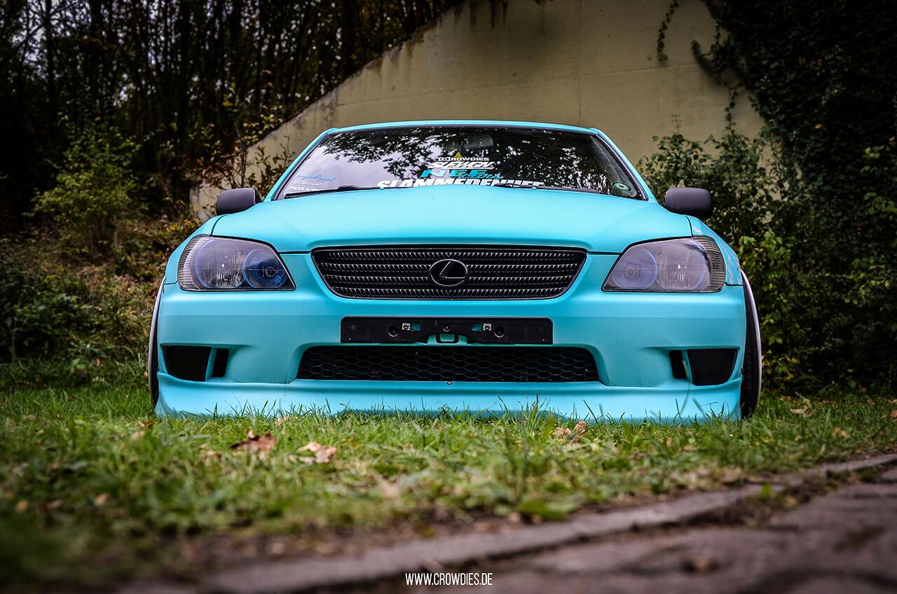 NEF Cars BBQ – Lexus