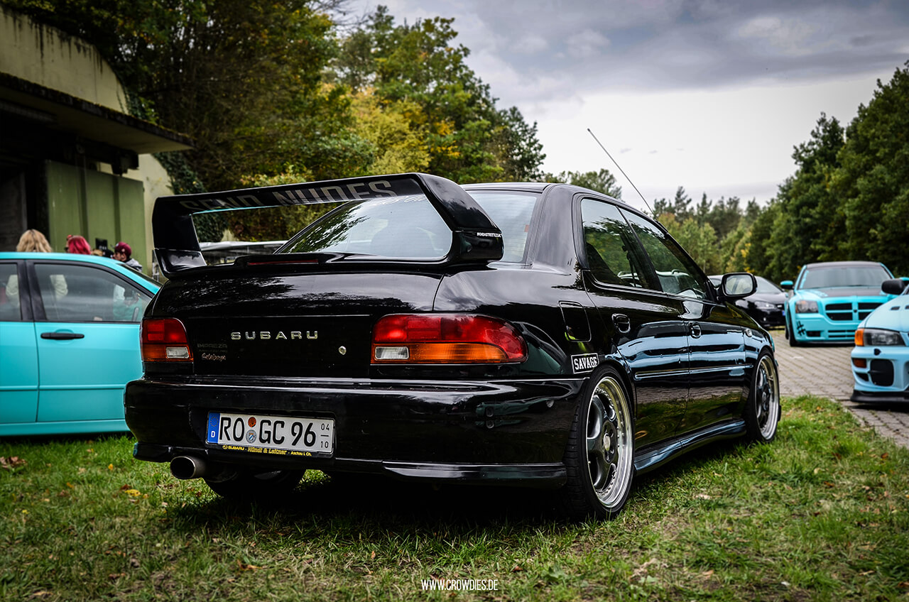 NEF Cars BBQ – Subaru Impreza