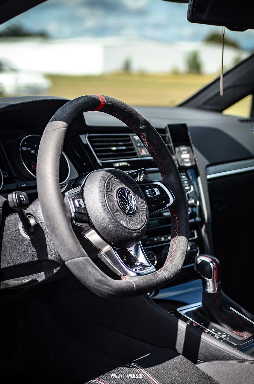 Ju's Volkswagen Golf 7 GTI Clubsport –KFZ Fotoshooting