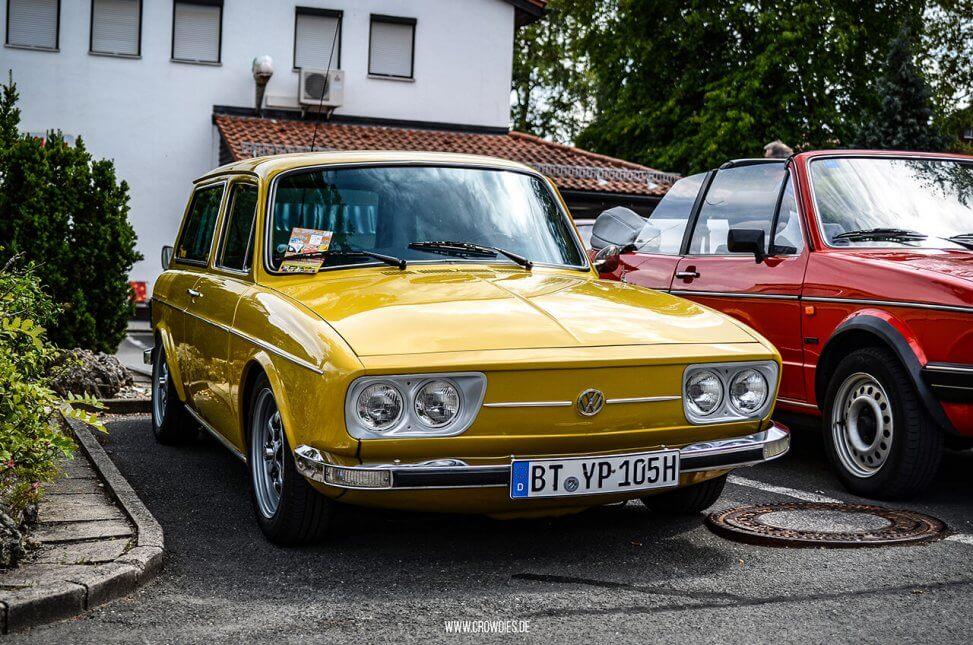 Oldtimer Treffen Eckersdorf 2018