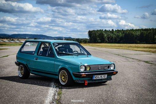 Joachims VW Polo Steilheck –KFZ Fotoshooting