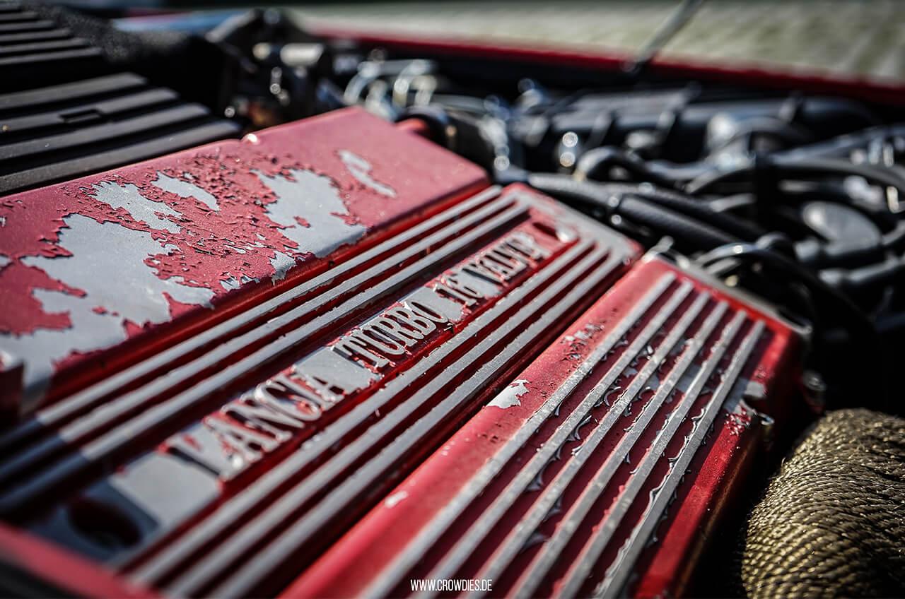 Wastels Lancia Delta Integrale –KFZ Fotoshooting