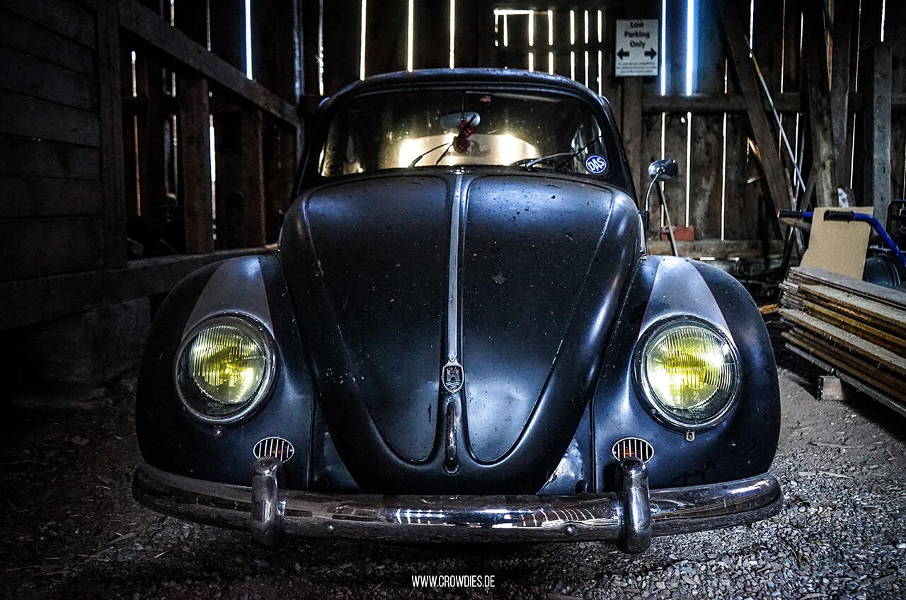 Ralfs VW Käfer –KFZ Fotoshooting