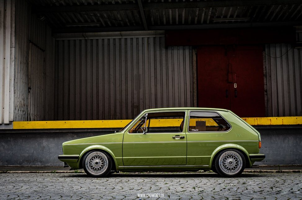 Marcos VW Golf 1 –KFZ Fotoshooting