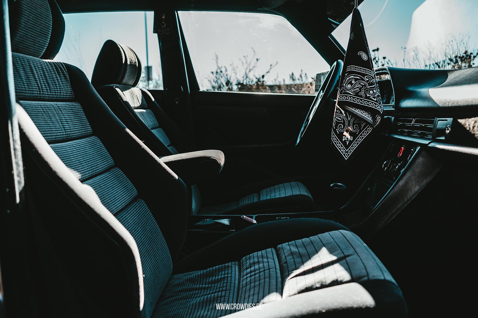 KFZ Fotografie – Mercedes Benz S-Klasse W126 300 SE